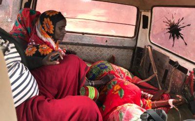 Kenia – Deutscher Rettungsanitäter organisiert Rettung einer mehrfachen Mutter
