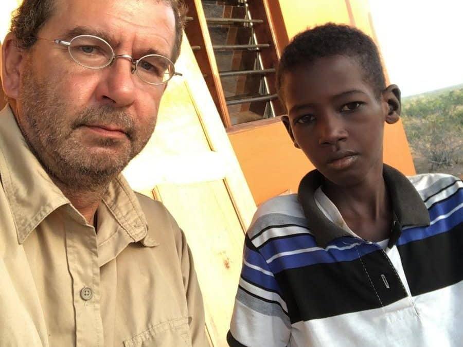 UPDATE: Schmerztherapie für den 12-jährigen Haji Hassan